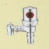 Auto sensing toilet flusher