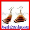 Multi Coloured Cheap Feather Earrings trend dream catcher jewelry Wholesale FE5346