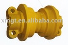 excavator undercarriage track bottom roller
