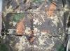 PA PU PVC coated camouflage fabric