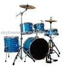 5-pcs jazz drum set