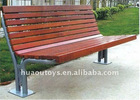 Outdoor Wooden Park Leisure Chairs
