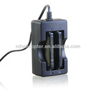 Kinfire 18650 Li-ion Battery Double Groove Battery Charger with US Plug