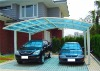 2012 hot sale Aluminum carport high strength car shelter in China