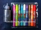 Chemical Resistance rainbow film
