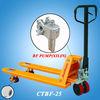 Hydraulic Pallet Truck Trolley(CTBF-2500NF2 685*1600 2500KG)