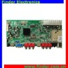 MainBoard for more than 19 inch LCD TV can support VGA, HDMI, YPBPR, AV1, AV2, S-video, TV signal input