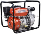 Zongshen high lift gasoline water pump QGZ80-80