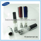 Clear H3/EGO-W e-cigarette CE approved
