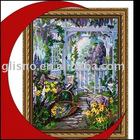 2011 latest digital oil painting