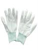 Finger gloves . 13 gauge Nylon with fingertop coated pu Gloves
