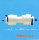 Straight Adapter with All kind of Tube Sizes