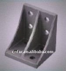 Brackets - 5 Series, Reversal Brackets with Tab, 2 Slots, 8 Holes