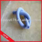 silicon rubber foam tubing