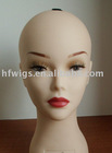 PVC female mannequin head M-002