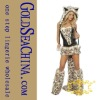 L2426 Leopard Costume hot sexy Halloween costume