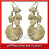 2011 fashion jhumka earrings