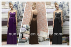 Strapless Taffeta Bridesmaid Prom Holiday Formal Gown Long Dress Junior Plus Size bridesmaid dresses 2012