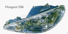 206 Headlamp(headlight,led headlamp)