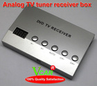 2012 hot selling Analog TV tuner receiver box