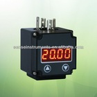 4-20ma pressure indicator LEDD-01 with led digital show can work at 3mA