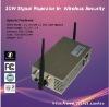 NLOS 1KM 10W Signal Wireless Video Repeater
