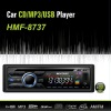 New Detachable car CD/MP3 player with bluetooth/RDS