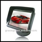HOT!! 3.5 Inch lcd car monitor With Digital Screen