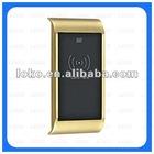 Electronic EM card cabient lock for sauna bath center ,swimming pool (LK-EM598G)