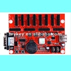 vehicle LED control card support USB function