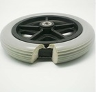 pu foam wheels / wheelchair caster / pu wheels