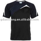 Fashionable men's tennis wear