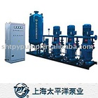 TPYPS Full-automatic(Frequency Conversion) Constant Pressure Domestic (Fire)Water Supply booster system Equipment