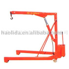 Heavy duty Manual Hydraulic Crane, Engine Stand, shop crane