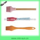 Food grade silicone bbq basting brush/oil baking brush