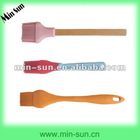 Food grade silicone bbq basting brush/oil baking brush