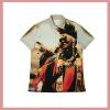 Hip-hop polo shirt