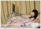 LAPTOP STAND FOR BED AND SOFA TO FREE YOUR HANDS OR LEGS TO BE LEISURE