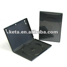 14mm Standard DVD Case single black