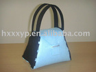 Pink & Blue Fashion Felt shopping bag for lady