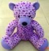 bear shape beads toy beads filling cushion