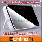 Mini Security Clock Digital Camera DVR Video