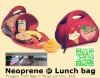 Neoprene Lunch bags