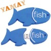 USB Flash Memory Drive with fish design