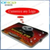 customer logo mp3 digital player 2gb 4gb 8gb