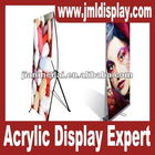 Advertising Display Banner Stand / Poster