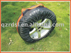 waterproof spare wheel tire bag