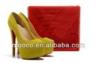 New arrival designer shoes, women fashion high heels 2012