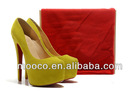 New arrival designer shoes, women fashion high heels 2012