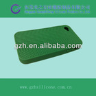 Fashion promotion silicone skin for iphone 4